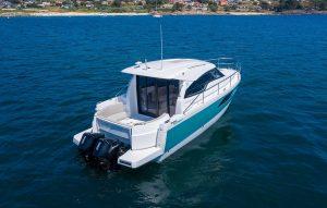 Rodman Spirit 31 Outboard Engines